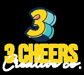 3 Cheers Creative Logo White.png