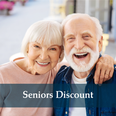 At Mapleview Medical Pharmacy Senior's Day is EVERYDAY! Seniors receive 20% off all front shop items, including vitamins, everyday!