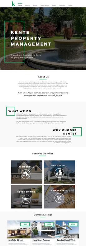 Kente Property Management