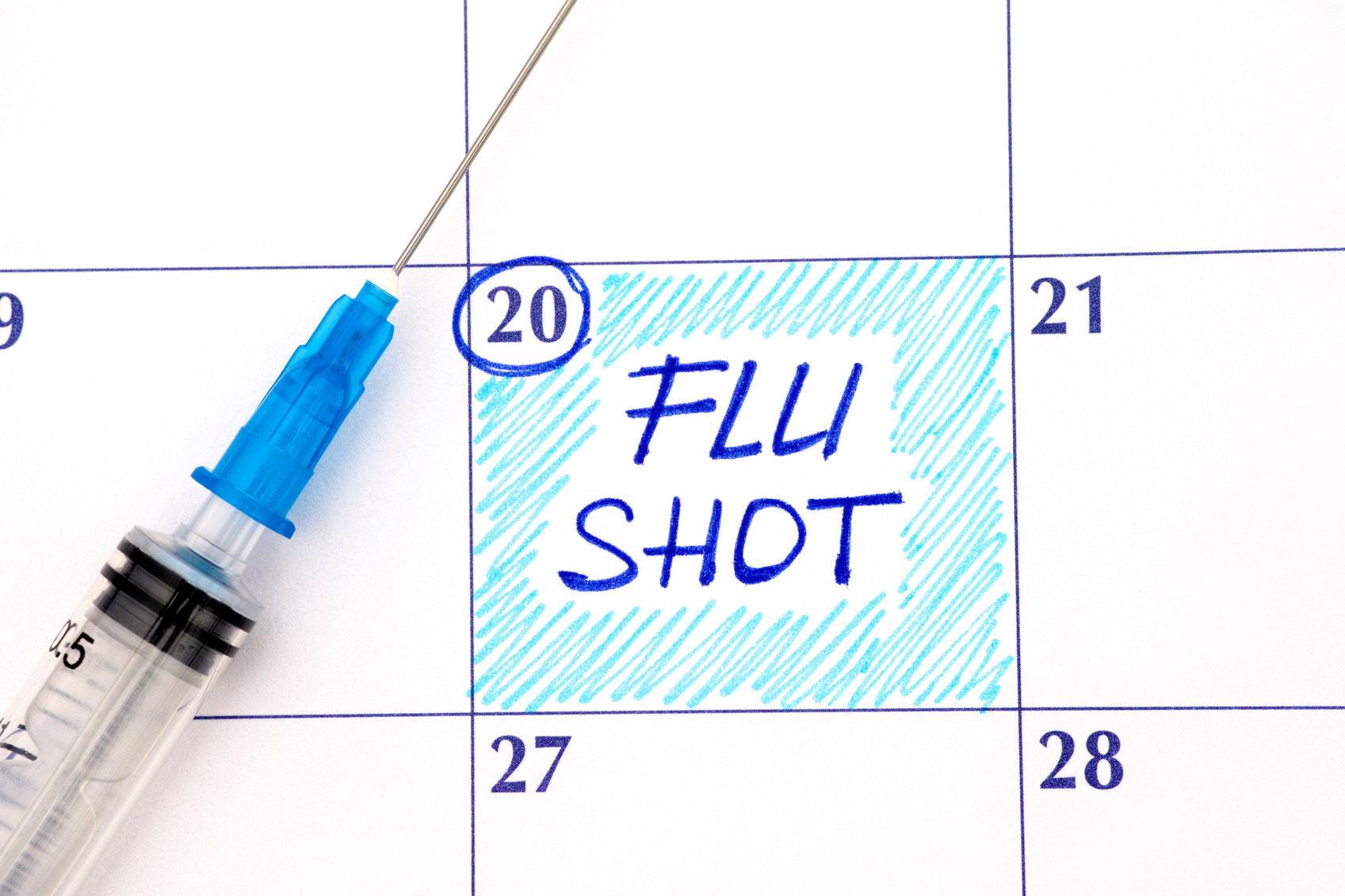 Flu Shot Saturday