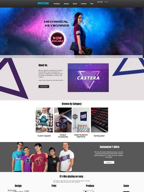 Castera E-Sports