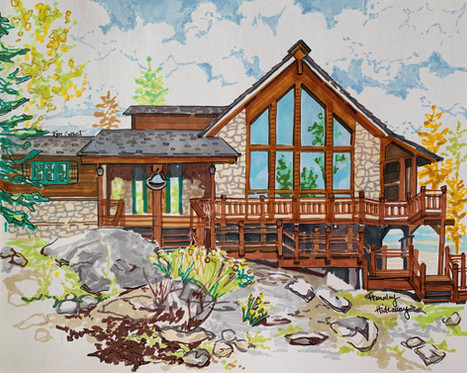 custom house drawing cabin in CO.jpg