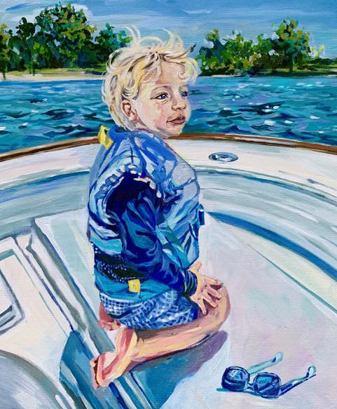 custom acrylic portrait boy on boat.jpg