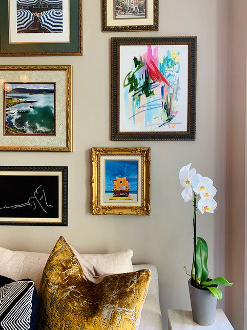 Modern Gallery Wall Home Design Tegan Ge