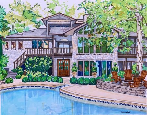 custom house drawing marker pool.jpg