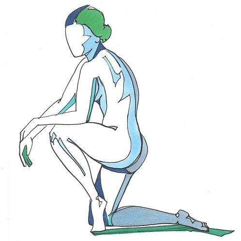 Green Girl 2