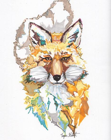 Foxy 😏 #tegangebert.jpg