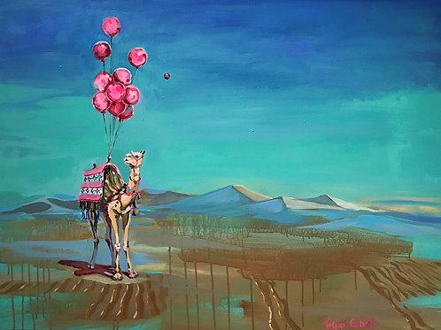 Desert Floats - Camel