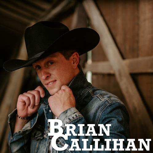 Brian Callihan - Audio CD