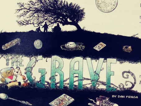 The Grave: Dan Fraga's Newest Undertaking