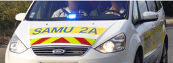 FAE Ambulancier SMUR