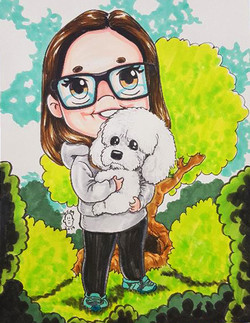 Lady and Doggie