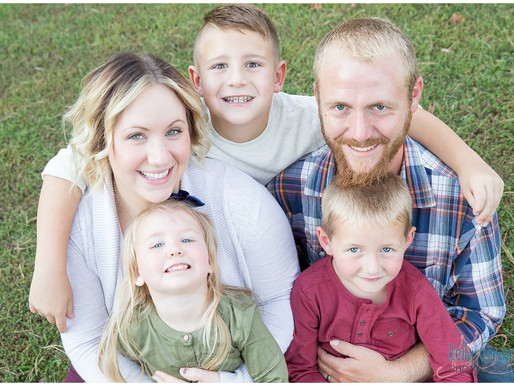 Reiners Family | Portrait Session