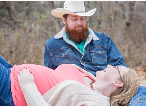 Alicia and Zac   Maternity