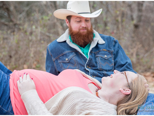 Alicia and Zac | Maternity
