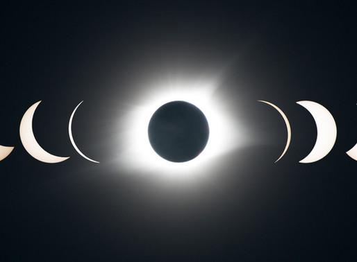 I Saw the Sun   Solar Eclipse 2017
