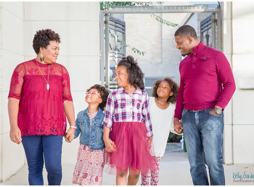 Lewis Family | Fall Session