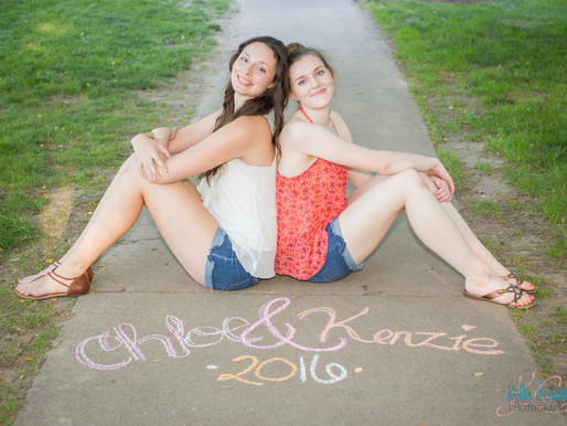 Chloe and Kenzie | Best Friends Session