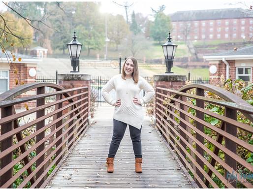 Lindsey Purviance | College Senior