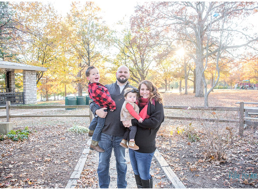 Whitehead Family | Fall Minis