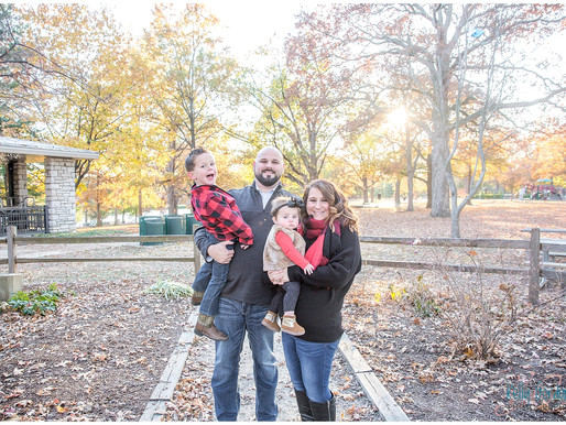 Whitehead Family | Fall Minis