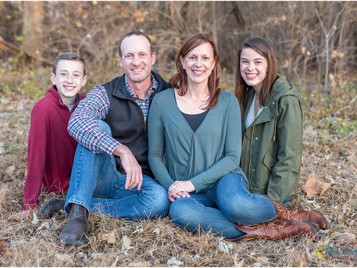 Alexander Family | Family Session