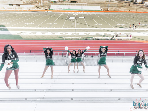 Pattonville High School JV Drill Team