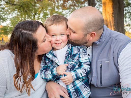 Whitehead Family   Fall Minis