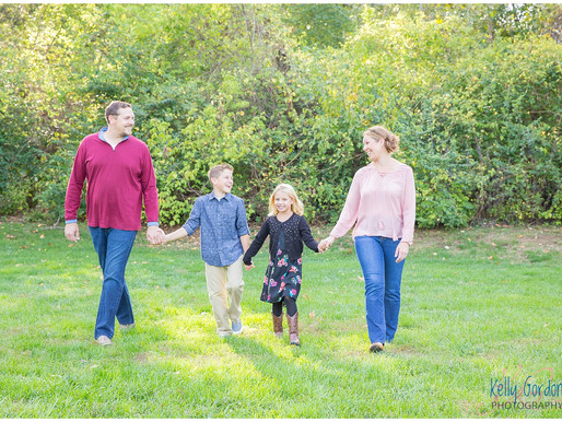 Bland Family | Fall Session