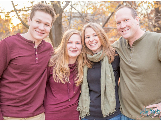 Kasprzyk Family | Fall Pictures