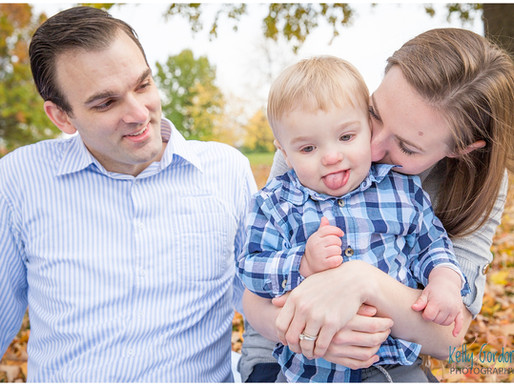 Elven Family | Family and One-Year Session
