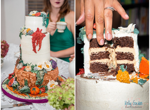 Let Them Eat Cake | Styled Shoot