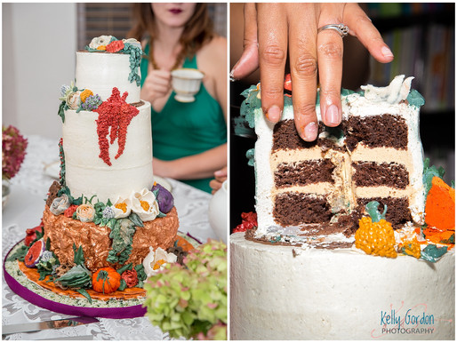 Let Them Eat Cake | Styled Shoot
