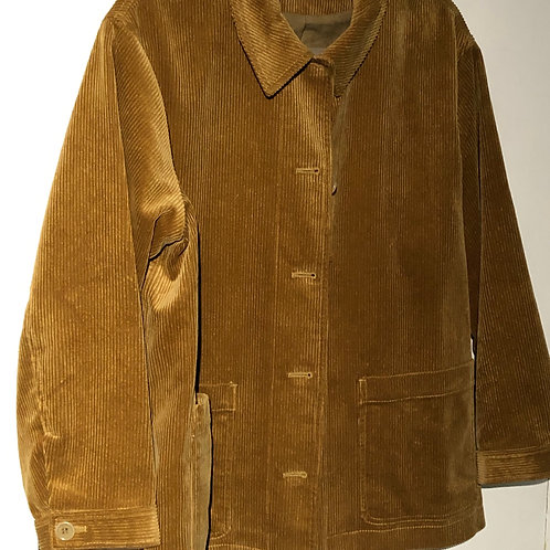 You Must Create London Corduroy Jacket Size XS -M