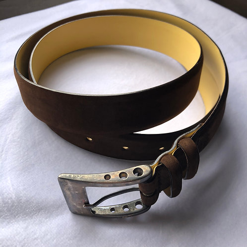 Connolly Men's Leather Belt