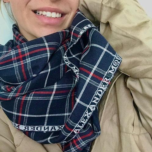 Alexander McQueen Unisex  Cashmere / Silk Pashmina