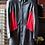 Thumbnail: EREZ Cache Vintage leather dress / Size 10