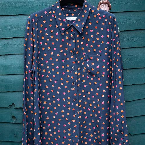 Equipment Shirt / Size L / 100% Silk