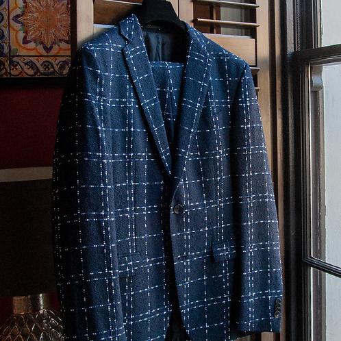 Hugo Boss Men's Suit / Size 48