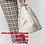 Thumbnail: Alexander McQueen White Zip Biker Bucket Bag