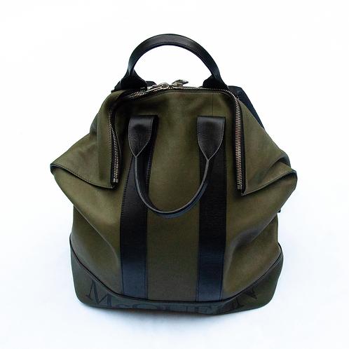 New Alexander McQueen Leather Backpack