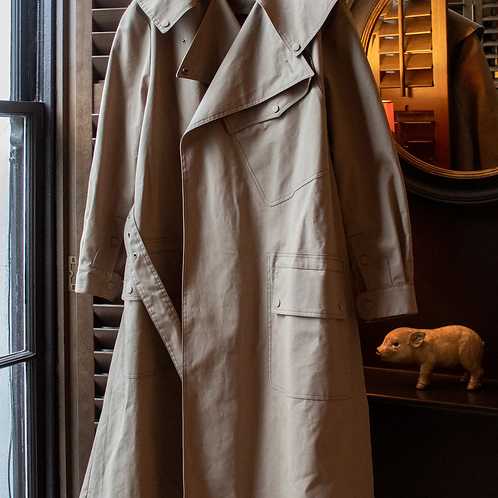 Joseph Damon Belted Trench Coat / Size FR 36