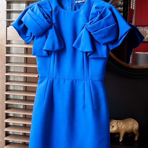 Alexander McQueen Dress / Size 6-8 UK