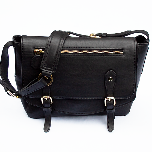 New MYSUELLY Leather bag