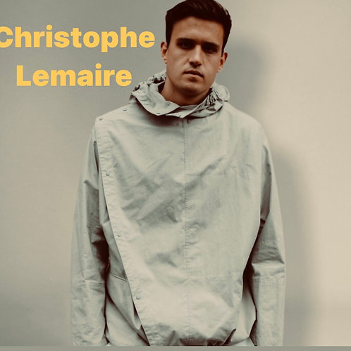 Christophe Lemaire Vintage Hooded Jacket Size M-L