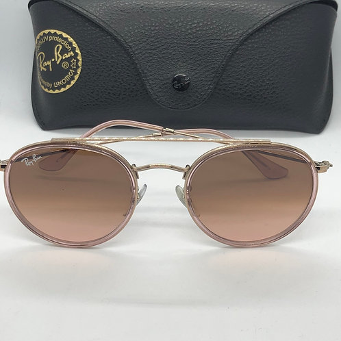 Raybans Ruby Round Glass Aviator