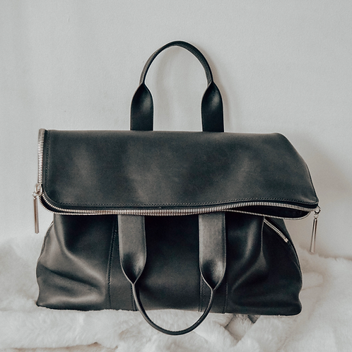 Phillip Lim Black Slouchy Bag