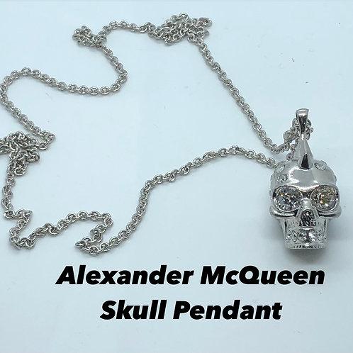Alexander McQueen Skull Pendant