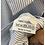 Thumbnail: Dries Van Noten Striped Cotton Shirt With Embellished Appliqué Size UK 8
