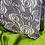 Thumbnail: Meera Mahadevia Gold Brocade Bag